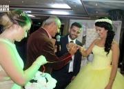 Selin-Murat  Çifti  Hitit Otel'de  Nişanladı (1)
