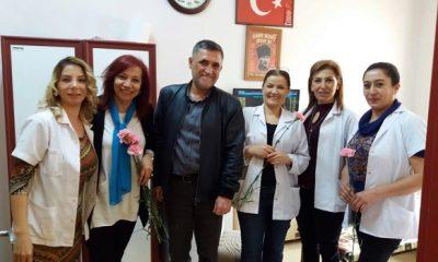 Görür, 14 Mart Tıp Bayramını Sağlık Çalışanları İle Kutladı