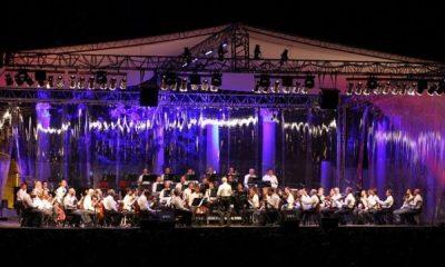 Efes Antik Kenti'nde Dev Konser