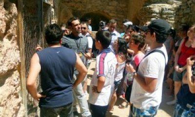 Şenpazar Gençlik Kampı Üyelerinin Selçuk Keyfi