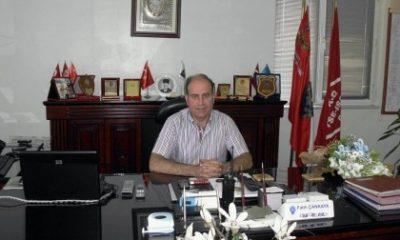 Selçuk'un Yeni Emniyet Müdürü Göreve Başladı