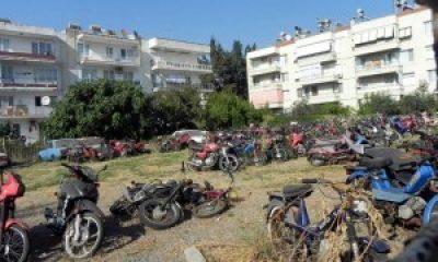Selçuk'ta ki Motosiklet Sorunu Masaya Yatırıldı