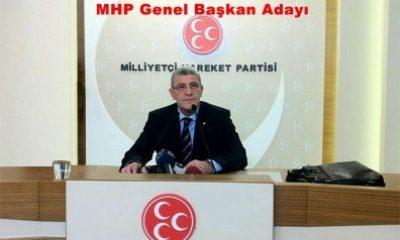Müsavat Dervişoğlu MHP Genel Başkan Adayı