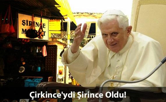 CİRKİNCE-SIRINCE