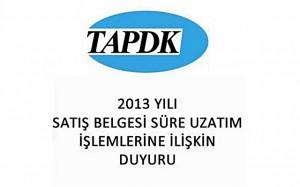 tapdk