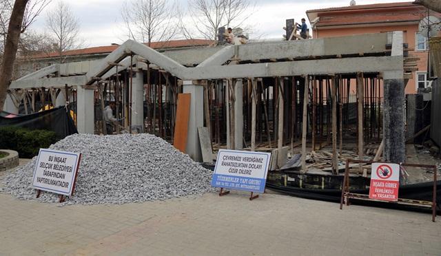 sahabettin-dede yeni restoran binasi
