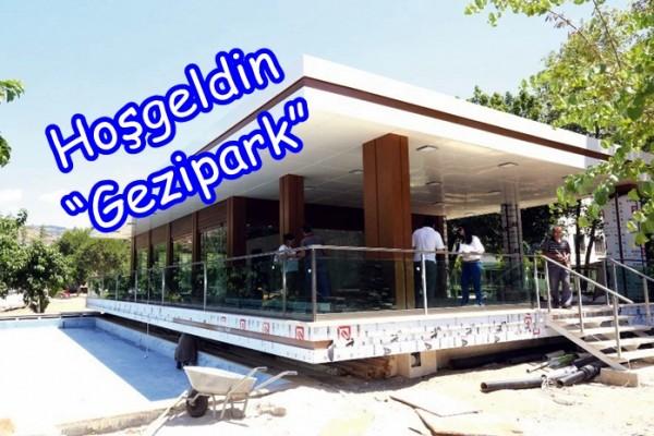 Emlak Park Oldu Gezi Park