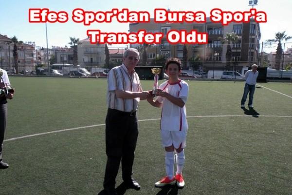 Efes Spor'dan Bursa Spor'a Transfer Oldu
