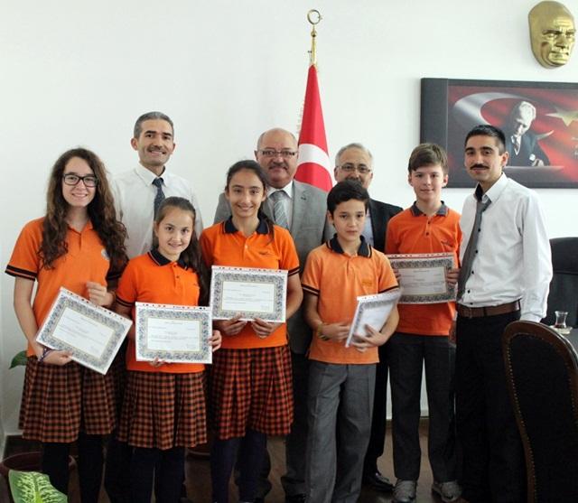 Tire Bilgi Koleji 2014 Yılı Türkiye Birincisi (2)