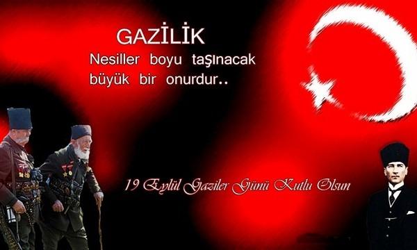"""Selçuk Ülkü Ocakları'nın """"Gaziler Günü"""" Kutlaması"""