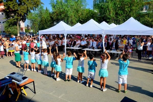 Selçuk'ta 2014-2015 Eğitim ve Öğretim Yılı Kutlamaları