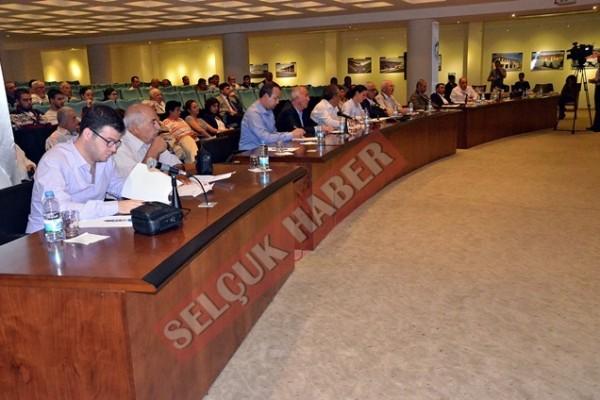 Ekim Meclisi'nde Ücret Tarifesi Belirlendi