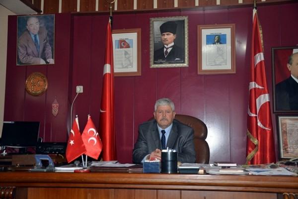 MHP İlçe Başkanı Gümrah: Öğretmenlerimiz baş tacımızdır