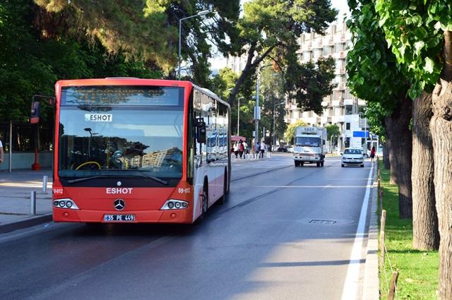 ESHOT, 1 yılda 506 milyon yolcu taşıdı