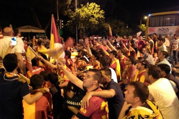 Galatasaraylıların