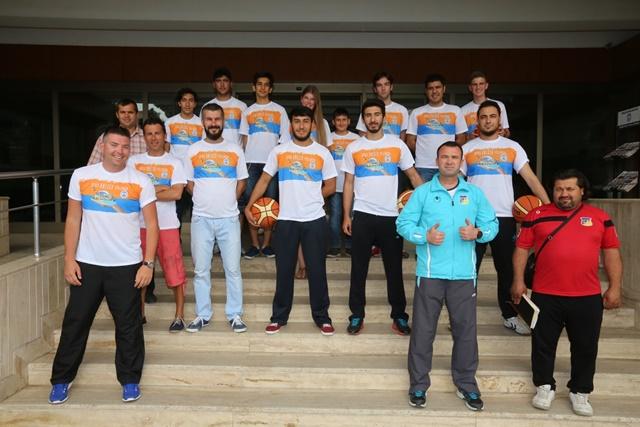 Selçuklu Basketbolcuların UNESCO desteği (2)