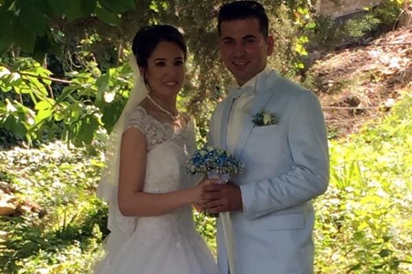 Fatma-Gürhan Çiftinin en mutlu günleri