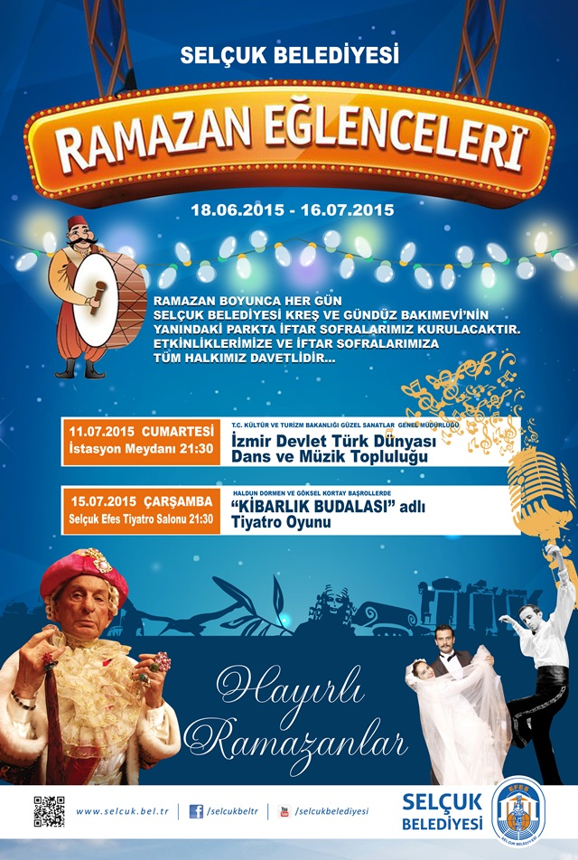 ramazan etkinlik afiş 2015