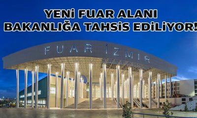 Başkan Soyer açıkladı: Yeni Fuar alanı bakanlığa tahsis ediliyor
