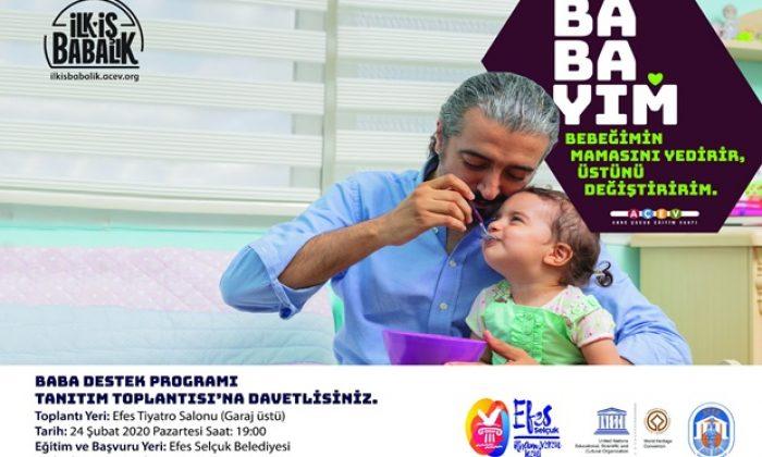 Açev ve Efes Selçuk Belediyesi'nden Anne ve Babalara Eğitim