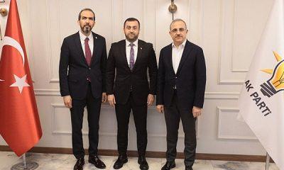 Selçuk AK Parti'nin Yeni Başkanı Girbiyanoğlu
