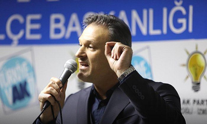 """AK Parti'li vekilden Soyer'e """"Sen kimsin, senin ne haddine"""""""