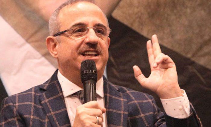 """AK Partili Sürekli'den CHP'ye """"proje bile üretemiyorlar"""" eleştirisi"""