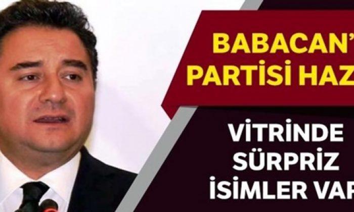 Babacan'ın partisi yola çıkıyor: Kurucular listesinde İzmir'den kimler var?