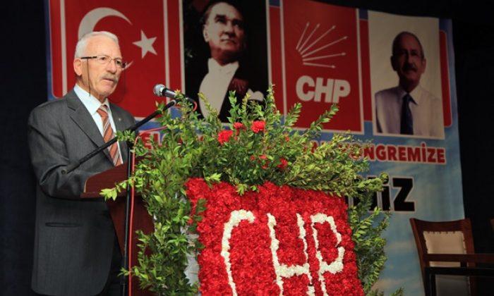 CHP Selçuk Olağan Kongresi Yapıldı