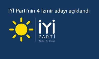 İYİ Parti'nin 4 İzmir adayı açıklandı