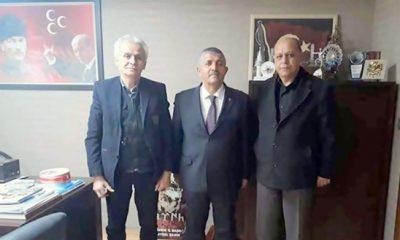 Şehit Kubilay'ın torunu Kemal Kubilay, MHP'ye üye oldu