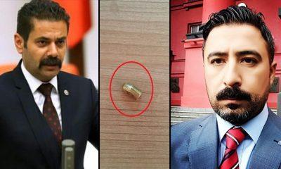 MHP'li Kalyoncu'dan Ege Üniversitesi'ne tepki: Hocaların güvenliği yok!