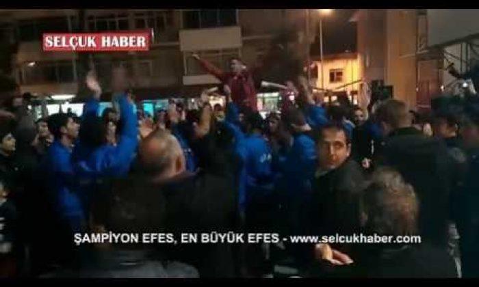 Şampiyon Selçuk Efes Spor, En Büyük Efes