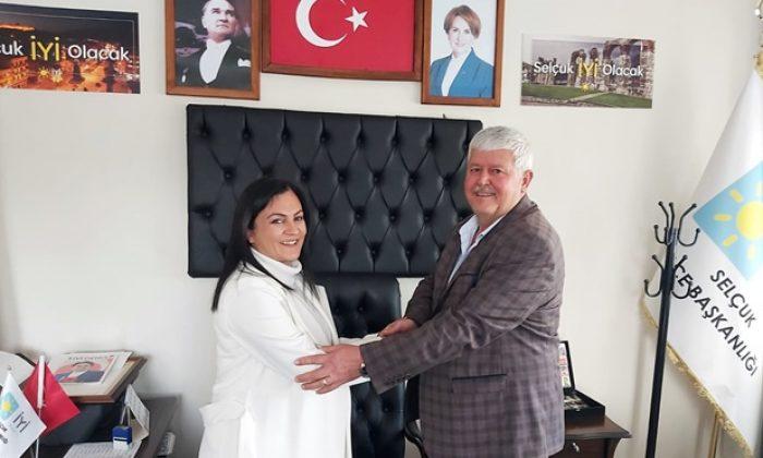 İYİ Parti Selçuk İlçe Başkanı Ali Gümrah Oldu